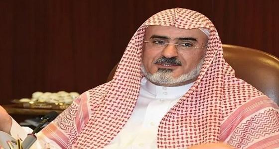 """"""" أبا الخيل """" يتوعد أستاذ بجامعة الإمام بعد تغريداته على تويتر"""