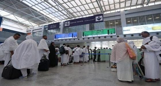 مطار الملك عبدالعزيز يستقبل أول رحلة لحجاج بيت الله الحرام