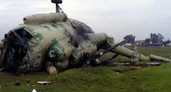تحطم طائرة هليكوبتر فرنسية في ساحل العاج ومقتل الطيار