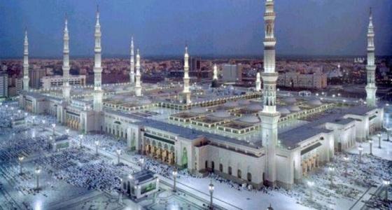 تعيين 3 مؤذنين برئاسة المسجد النبوي بالمدينة المنورة
