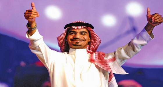بالصورة.. لحظة وصول صقر الاغنية الخليجية إلى جدة
