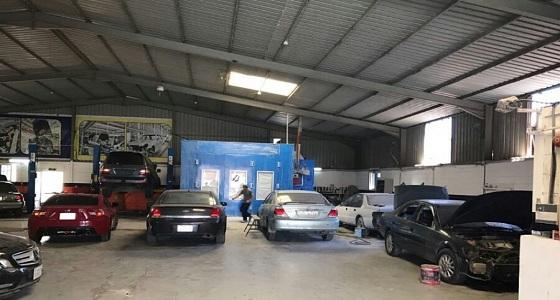 لخلاف على قيمة إصلاح سيارة.. مواطن يحاول حرق عامل بإحدى ورش جدة