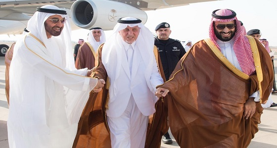 رعاية الأمير محمد بن سلمان لختام مهرجان ولي العهد للهجن في 13 صورة