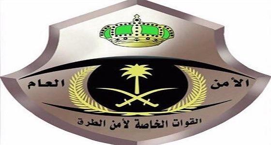""""""" أمن الطرق """" يحذر قائدي المركبات بالدمام من هطول أمطار غزيرة"""