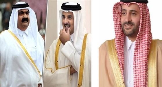 """"""" فهد آل ثاني """" : هدف واستراتيجية نظام الحمدين إنهيار المملكة"""
