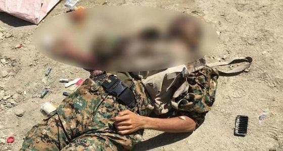 """القوات السعودية تدك """" كتيبة الموت """" وتكبد الحوثيين 20 قتيلا"""