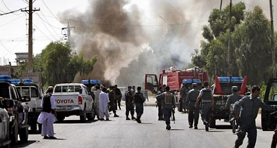 سقوط قتلى في انفجار أفغانستان الانتخابي