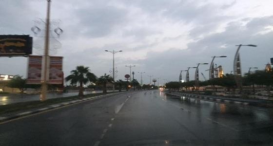 تنبيه.. أمطار رعدية على الشرقية