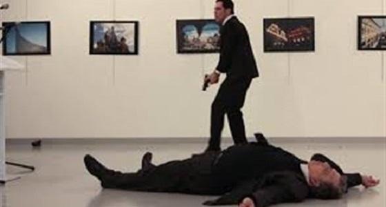 روسيا تطالب بمحاسبة كل من تورط في اغتيال سفيرها بتركيا