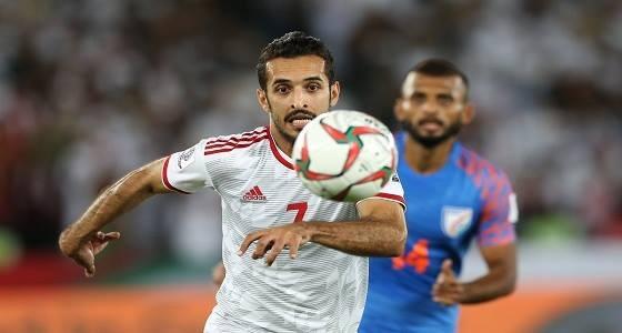 كأس آسيا2019.. مبخوت أفضل لاعب في مباراة الإمارات والهند