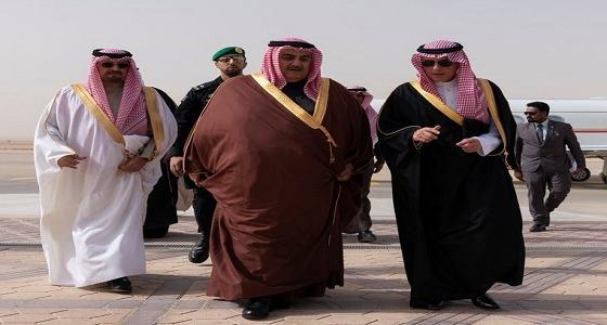 الجبير يستقبل وزير الخارجية البحريني