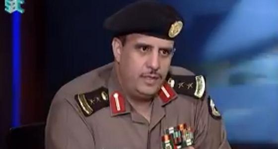 بالفيديو..العمري : بعض الجرائم المعلوماتية يمس الدول وكياناتها