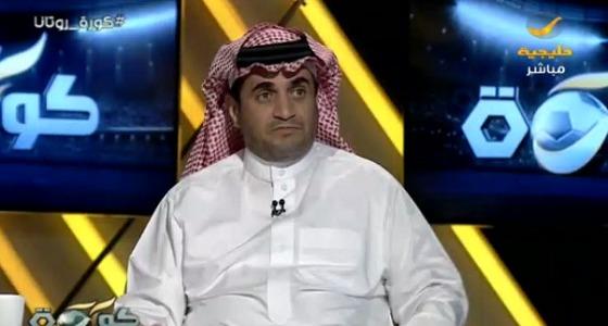 بالفيديو.. خالد البلطان: الهلال والنصر هما المستفيدين من التحكيم هذا الموسم