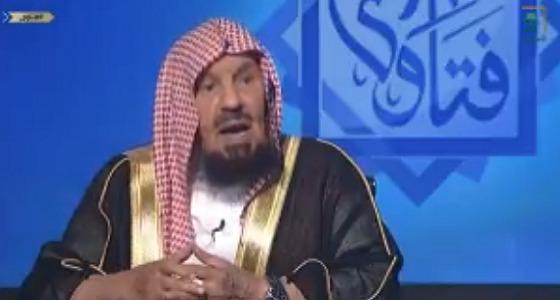 بالفيديو.. عبدالله المنيع : صيام يوم الشك مكروه