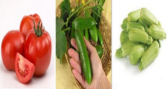 بينها الخيار والملوخية.. أطعمة هامة لترطيب الجسم في الصيف