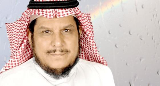 الحصيني يتوقع هطول أمطار متفاوتة على عفيف تمتد إلى الرياض