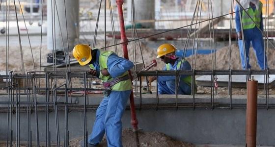 """"""" المقاولين """" تجتمع مع """" المالية """" لإسترداد رسوم العمالة الوافدة"""