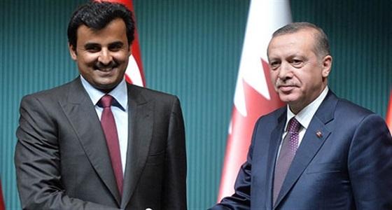 إذعان قطري جديد وانتهاك فاضح..الكشف عن البنود السرية للقاعدة التركية الجديدة بقطر
