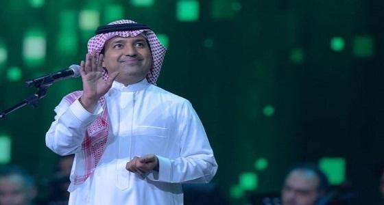 في احتفالية كبرى..«روتانا» تضم راشد الماجد والأخير: « اليوم السعودية صارت غير»