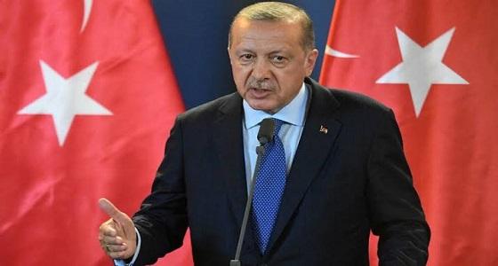 أردوغان يتنصل من دعمه للإرهابيين: «من يسلحونهم لهم نصيب من دماء المسلمين»