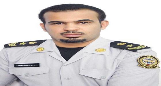 ابن شليه الى « مقدم » بالحرس الوطني