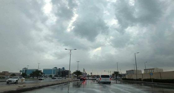 الأرصاد: أمطار رعدية على المدينة المنورة والباحة