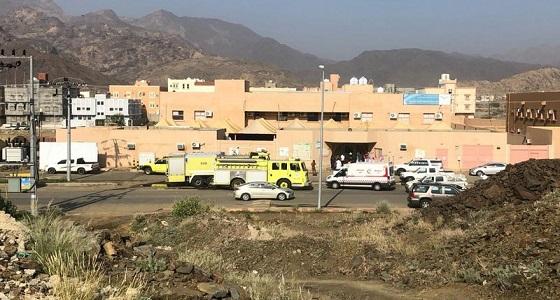 إخلاء 270 معلمة وطالبة في مدرسة بالمخواة بسبب ماس كهربائي