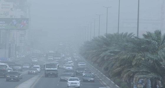 الأرصاد: أتربة مثارة وأمطار رعدية على المدينة المنورة