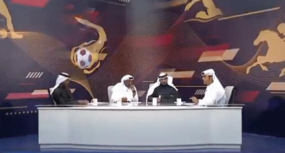 بالفيديو.. رد إعلاميين إماراتيين على لاعب النصر السابق الذي تمنى فوز أوراوا على الهلال