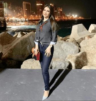 رواد عليو.. ملكة جمال العرب برقتها