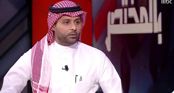 بالفيديو.. ياسر القحطاني يكشف تفاصيل إجباره على الاعتزال
