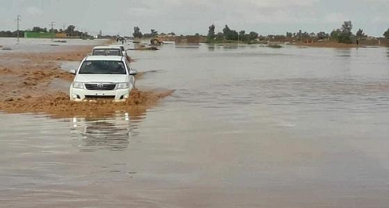 ارشادات الدفاع المدني للمواطنين عند حدوث الأمطار والسيول