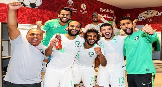 الشليمي بعد فوز الأخضر: «المنتخب السعودي كتف الفريق العنابي»