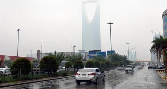 هطول أمطار رعدية على 7 مناطق.. غدًا