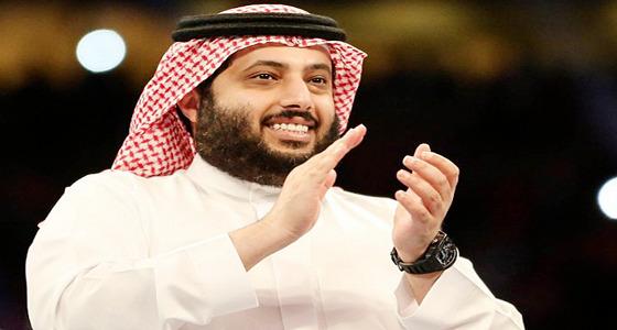 تركي آل الشيخ يُعلق على فوز الزمالك بالسوبر الإفريقي