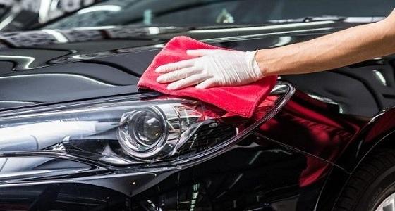 بلسم الشعر يُنظف ويُلمع سيارتك