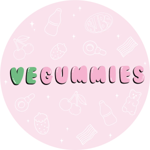 Vegummies Sticker