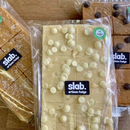 Slab Artisan Fudge - Dairy Super Slab Group Category