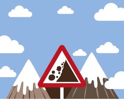 Slab Artisan Fudge - Rocky Road Flavour Graphic 2