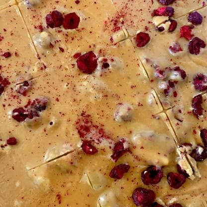 Slab Artisan Fudge - Unwrapped Vegan Cherry