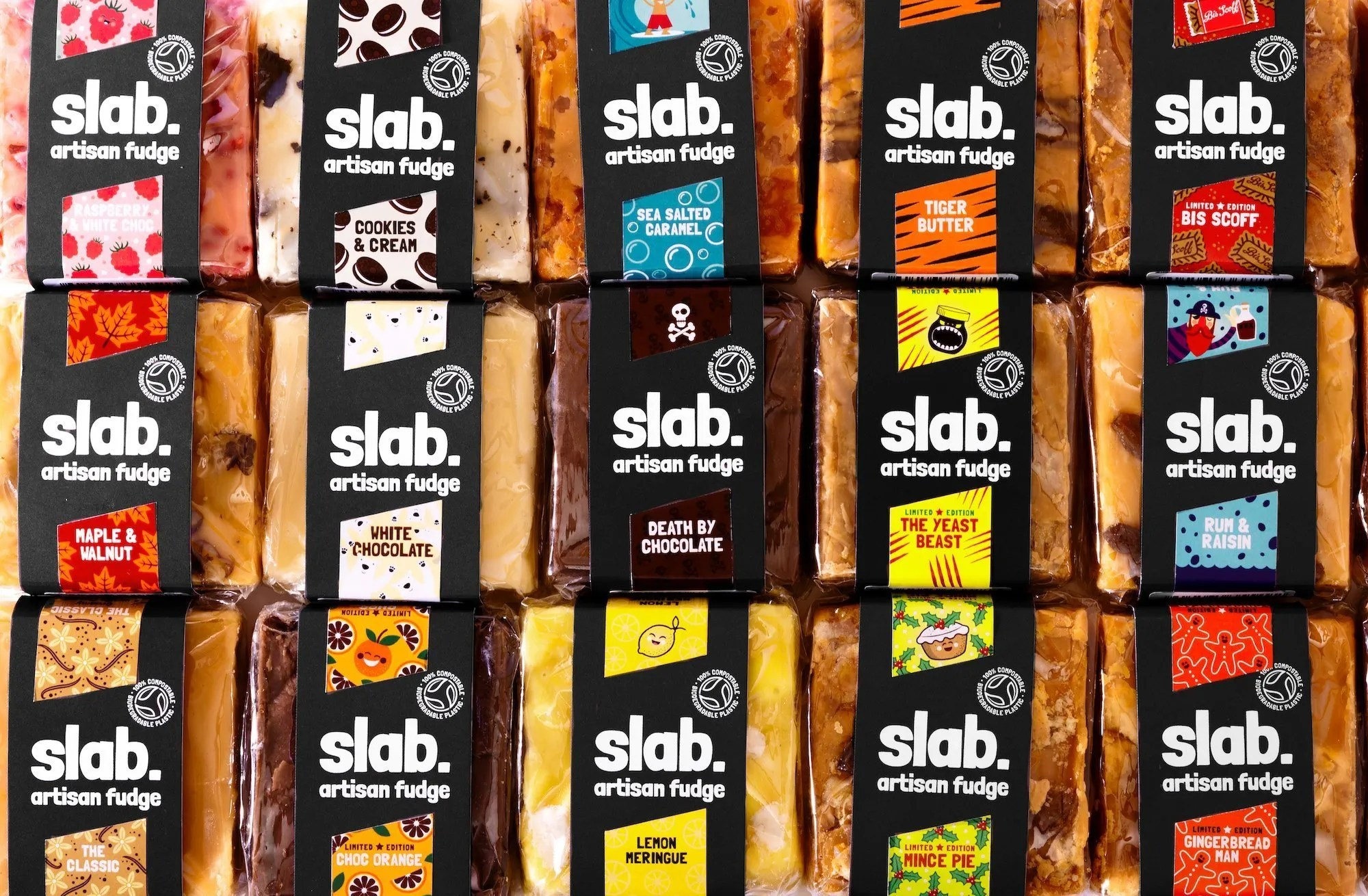 Slab Dairy Fudge - Image Compare