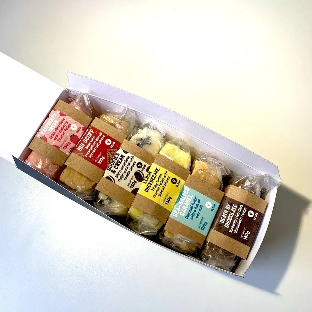 Slab Wholesale Case - Vegan 8