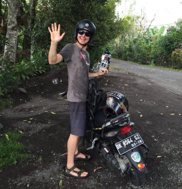 acroyoga monkey forest ubud bali buddy thomas slackrobats