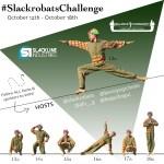 slackline challenge october slackrobatschallenge