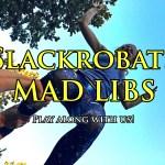 Slackrobats Mad Libs