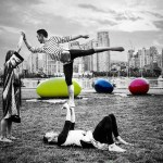 How Slacklining and AcroYoga Got Me On Social Media