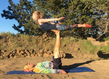 Train These 5 Yoga Poses to Support Your AcroYoga Practice