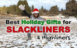 10 Best Gifts For Slackliners and Highliners