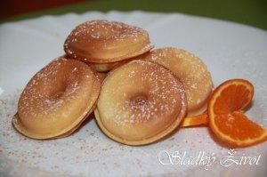 donutky, sladký život, donutkovač, jednoduché donutky, domáce donutky