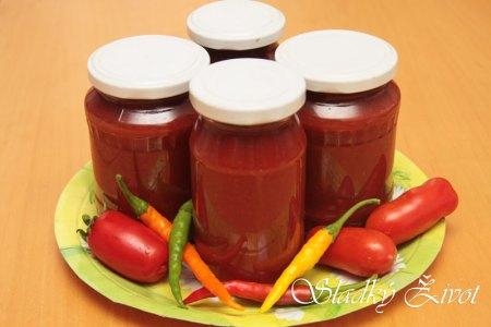 Kečup s cviklou od Blaženy S.